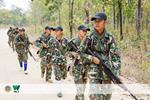 Smart Patrol Training in Huai Kha Khaeng Wildlife Sanctuary
